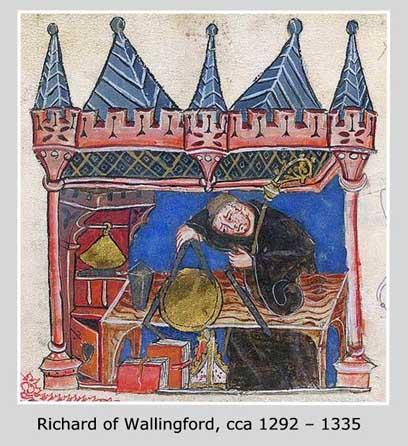 Richard of Wallingford - opat Albans